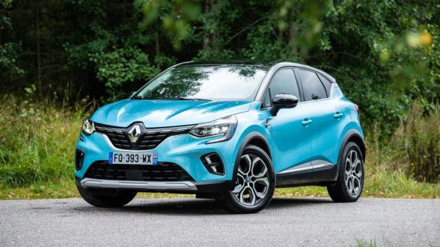 Maistiainen: Renault Captur E-Tech Plug-in Hybrid – vielä vähän mukavammin