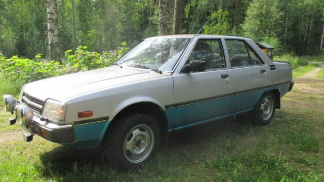 Mitsubishi Tredia etuviisto - Tori.fi