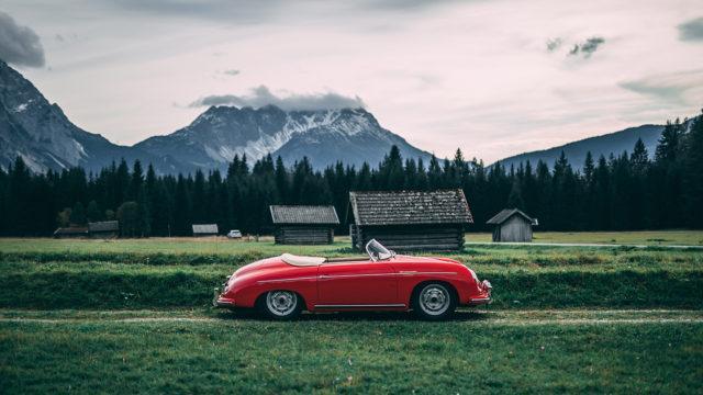 1955 Porsche 356 Carrera 1500 GS Speedster by Reutter – RM Sotheby's