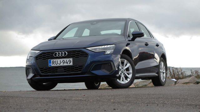 Koeajo: Audi A3 Sedan ei ole ihan perinteinen porrasperä