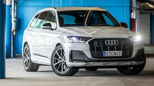 Koeajo: Audi Q7 50 TDI MHEV – Korkeatasoista ja kovaa