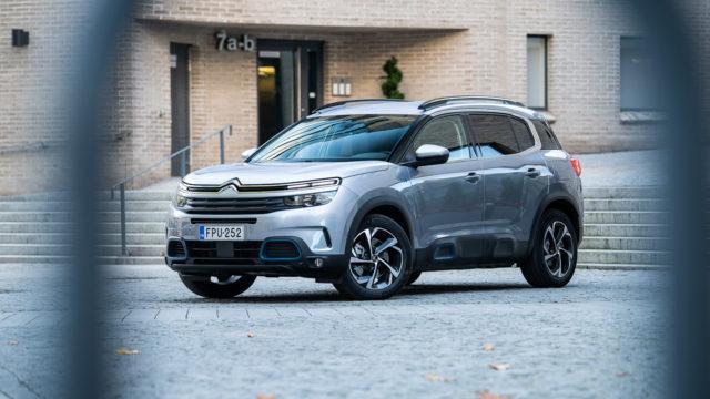 Maistiainen: Citroën C5 Aircross Plug-in Hybrid 225 – leppoisammin ladattuna