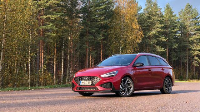 Maistiainen: Hyundai i30 on nyt kevythybridi