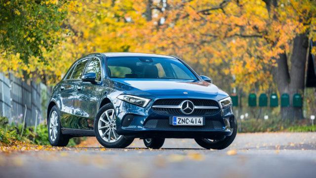 Puoli vuotta Mercedes-Benz A 250 e:n kanssa opetti ainakin sen, että sähköllä ajamalla säästää rahaa