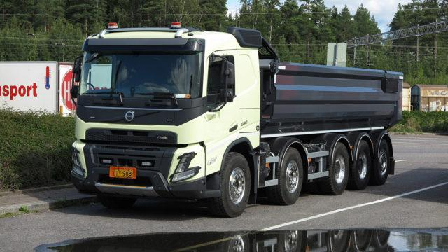 Maistiainen: Volvon toimistouudistus vähensi ilmanvastusta, mutta toi lisätilaa ohjaamoon