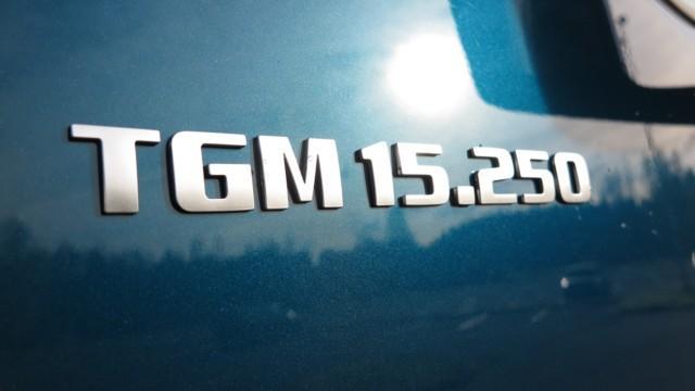 MAN TGM 15.250 kuorma-auto maistiainen