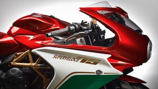 MV Agusta Superveloce 75 Anniversary Anniversario