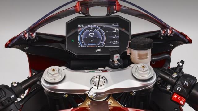 MV Agusta Superveloce 75