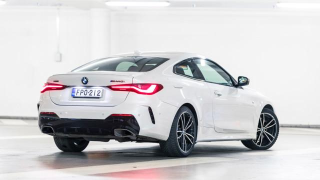 BMW M440i xDrive Coupe