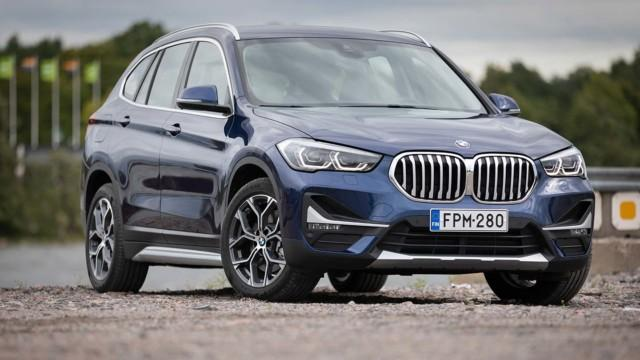 Koeajo: BMW X1 xDrive 25e – Perusvarmaa lataamista