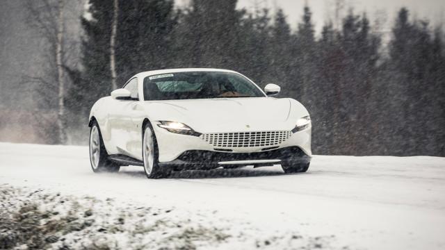 Maistiainen: Ferrari Roma – Ota rennosti ja nauti elämästä, vaikka taivaalta sataisi räntää