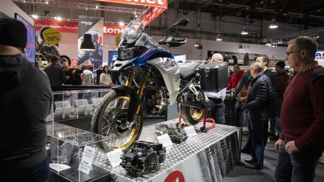 MP 21 moottoripyöränäyttely moottoripyörämessut verkossa 2021 messukeskus