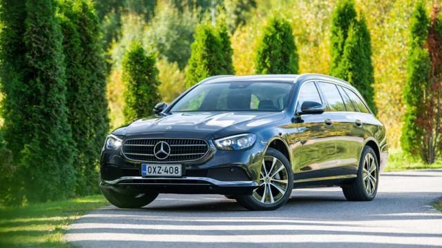 Koeajo: Vaikeasti päivitettävä – Mercedes-Benz E 300 de