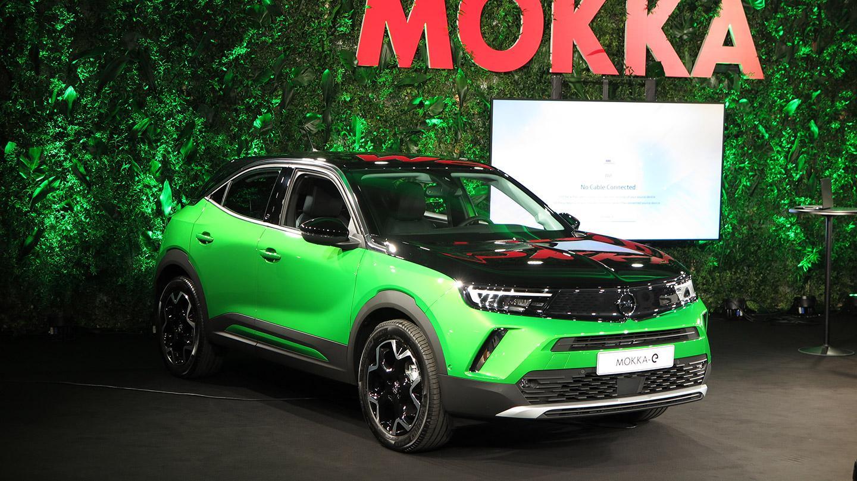 Kylmät tyypit: Opel Mokka  vastapaahdettu