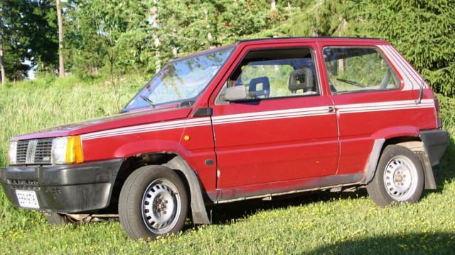 Fiat Panda Fire - Tori.fi