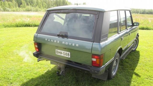 Range Rover Classic – Tori.fi