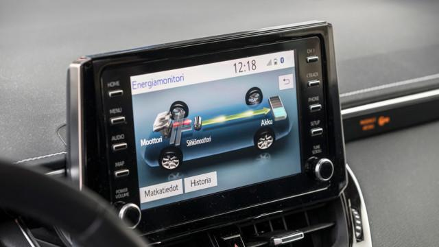 Hybridihaaste / Toyota Corolla Touring Sports 2.0 Hybrid