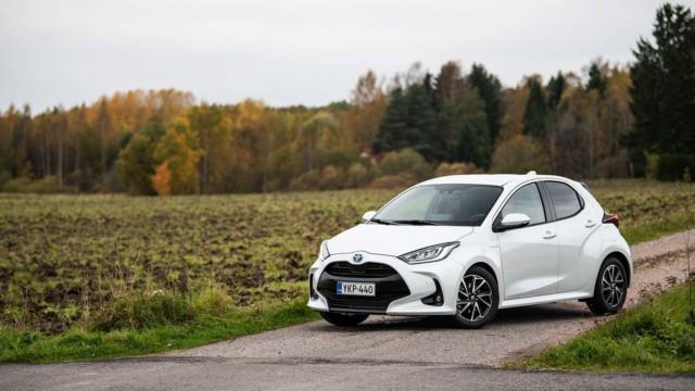 Koeajo: Toyota Yaris 1.5 hybrid – Itsevarmemmin ottein