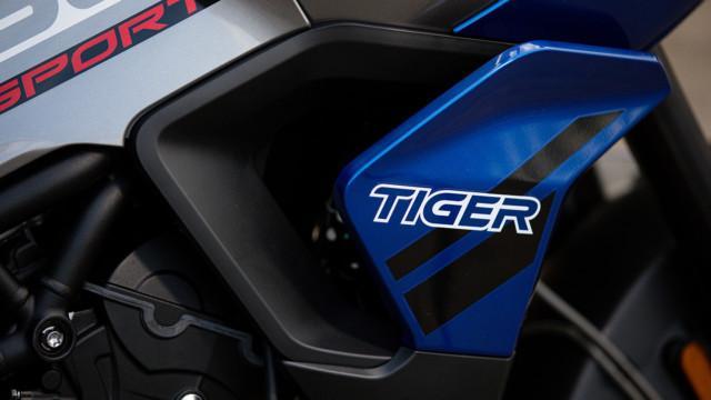 Triumph Tiger 850 Sport