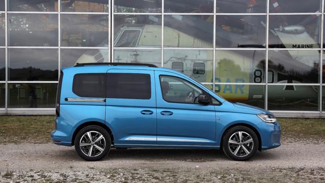 Viidennen sukupolven Volkswagen Caddy