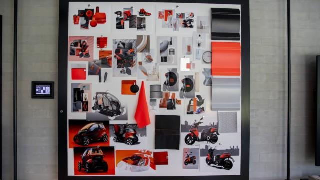 Seat ideaseinä muotoilu automalli idea