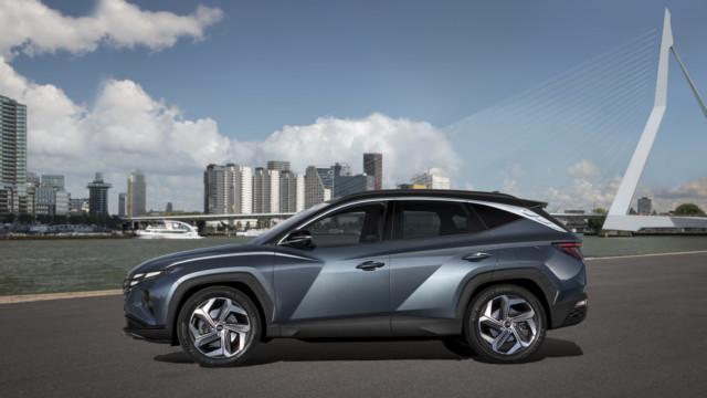 Hyundai Tucsonin 2020 malli