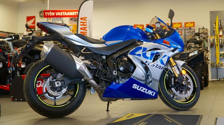MotoGP-menestys nosti Suzuki GSX-R1000R -satavuotisjuhlamallin kysyntää