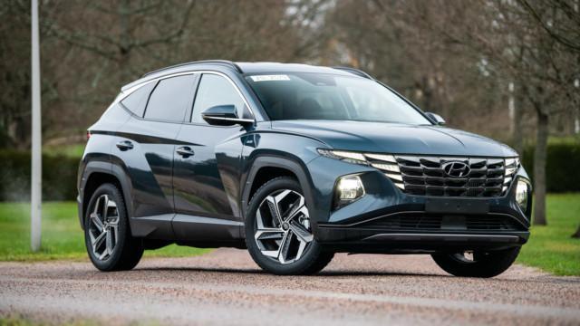 Maistiainen: Hyundai Tucson – ylös ja eteen