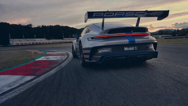 2021 911 GT3 Cup