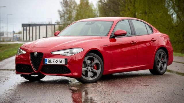 Koeajo: uudistettu Alfa Romeo Giulia – ainoa kiusallinen epäkohta on nyt korjattu
