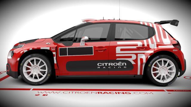 Citroen C3 R2 2021