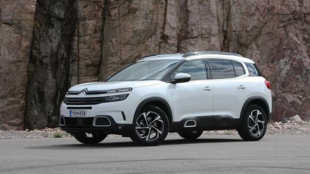 Koeajo: Citroën C5 Aircross on perusmallinakin melkoisen mukava