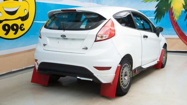 Ford Fiesta R2T 1,0 EcoBoost – Tori.fi