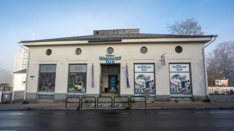 Hakkaraisen Talo