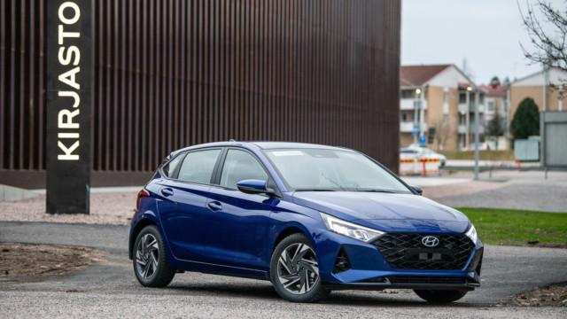 Maistiainen: Hyundai i20 ponnistaa isompiensa varjosta