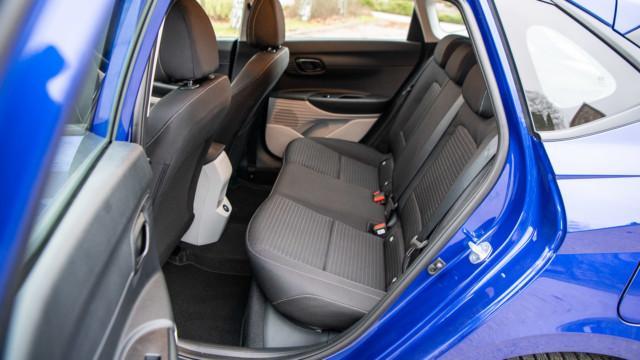 Hyundai i20 1,0 T-GDI 7DCT Comfort Intens Blue maistiainen