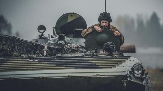 Mil-Safarit BMP-1 Jari Saarentaus 12 2020