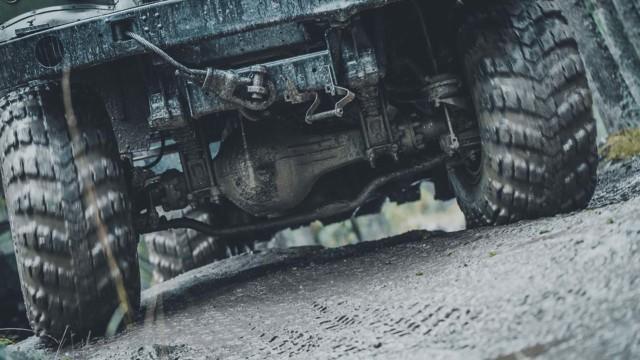 Mil-Safarit KrAZ-255B Jari Saarentaus 12 2020