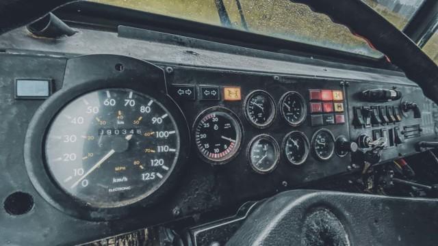 Mil-Safarit Sisu SA-150 Jari Saarentaus 12 2020
