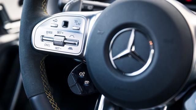 Mercedes-AMG CLA 45 S Shooting Brake
