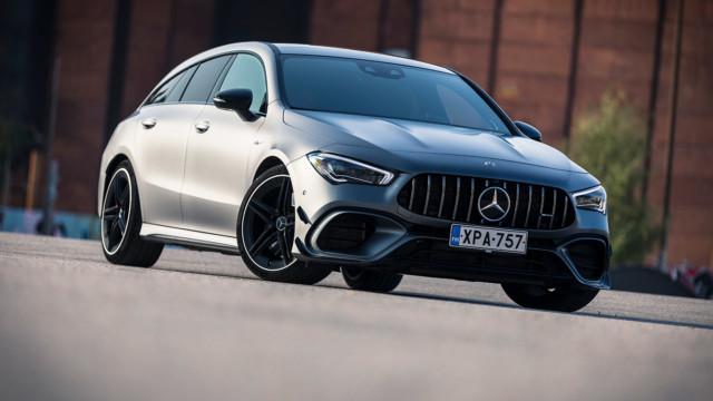 Koeajo: Mercedes-AMG CLA 45 S Shooting Brake – sadan tonnin arvoinen?