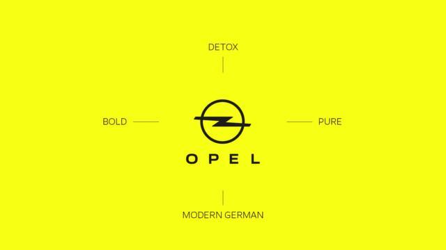 Opelin logopäivitys 2020 ja Opel Next