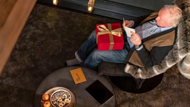 Mini: Hyvää joulua Rauno Aaltonen
