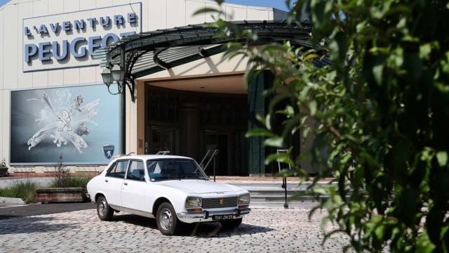 Peugeot 504 Sedan