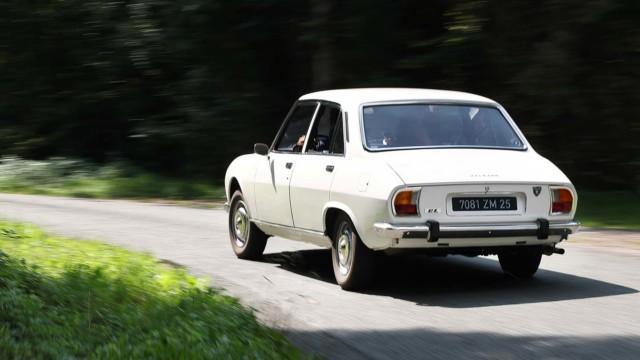 Klassikko: Peugeot 504 Sedan – mallisarjansa tunnetuin ja tavanomaisin