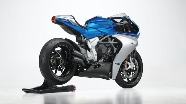 MV Agusta Superveloce Alpine A110