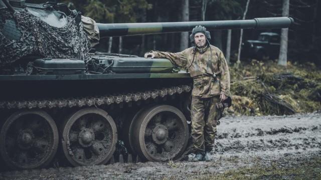 Mil-Safarit T-55 Jari Saarentaus 12 2020