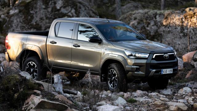 Maistiainen: Toyota Hilux sai uudet kasvot ja suuremman moottorin
