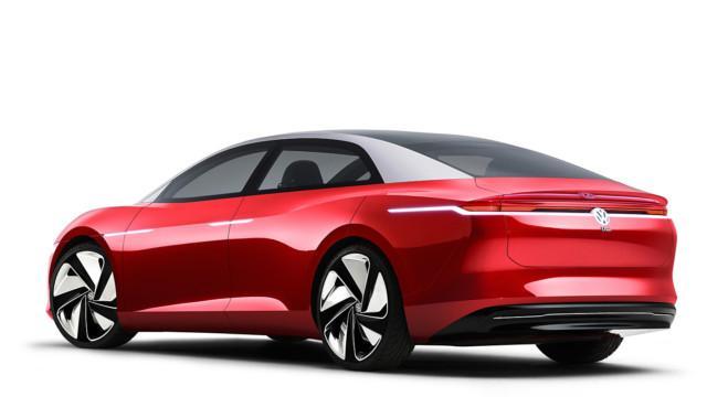Volkswagen ID. VIZZION concept car