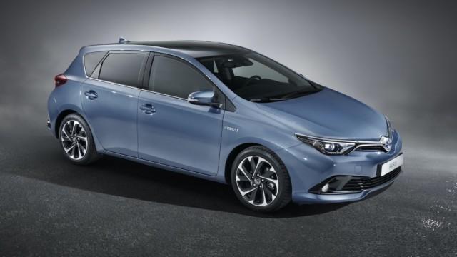TÜV 2021 -katsastusraportti Toyota Auris